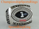 2004 USC BCS National Championship 10K White Gold Player Ring.  Size 8 1/2 MINT  $$$SOLD$$$
