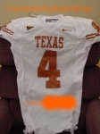 ROY WILLIAMS TEXAS LONGHORNS GAME USED JERSEY. SOLD