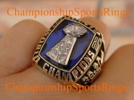 1986 NY Giants World Championship Jostens Salesman Sample 10K Ring.  Size 13.  $$$SOLD$$$