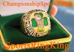 1986 Boston Celtics Real Balfour Larry Bird Salesman Sample 10K Ring.  Size 10. $$$ SOLD $$$