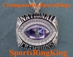 2007 LSU TIGERS BCS NATIONAL CHAMPIONSHIP PENDANT. Exactly the same as the top of the BCS Ring.  29.1 grams made by Jost