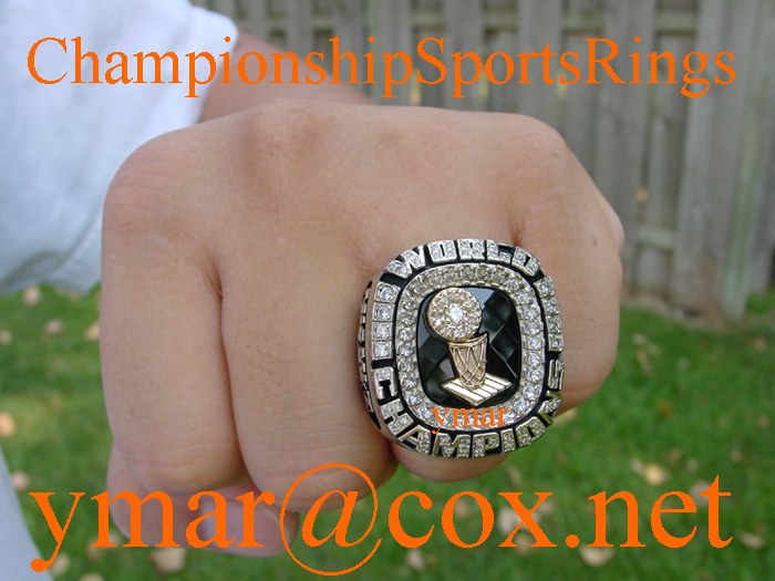 2006 Miami Heat NBA World Championship Diamond Ring