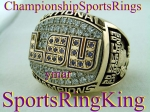 2003 LSU Tigers National Champions Players 10K Ring.   Size 11.    42.7 grams of 10K Gold. $$$ SOLD $$$