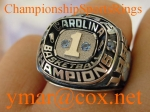 1982 North Carolina National Championship Ring.  $$$SOLD$$$