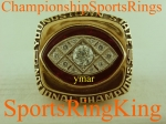 1994 Youngstown State National Championship Player 10K Ring.  Size 9 1/2.  $$$ SOLD $$$