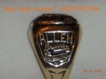 Here is the ALLEN that is on the ring that is for sale.  THis side shows the details even in the name is not sharp.  The