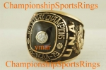 NORTH ALABAMA NCAA NATIONAL CHAMPIONSHIP PLAYER RING.  Size 10 1/4.   $$SOLD$$