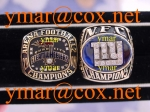 2000 Quad City Arena Bowl 2 Champions and 2000 N.Y. Giants NFC Champions