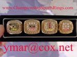 4 Arkansas National Championship Rings 1995-1998  Make Offer