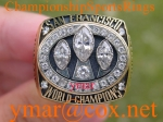 1988 SAN FRANCISCO 49ERS SUPER BOWL CHAMPIONSHIP 10K RING Item number: 180075797200 Auction ends on Jan-24-07 18:30:00 P
